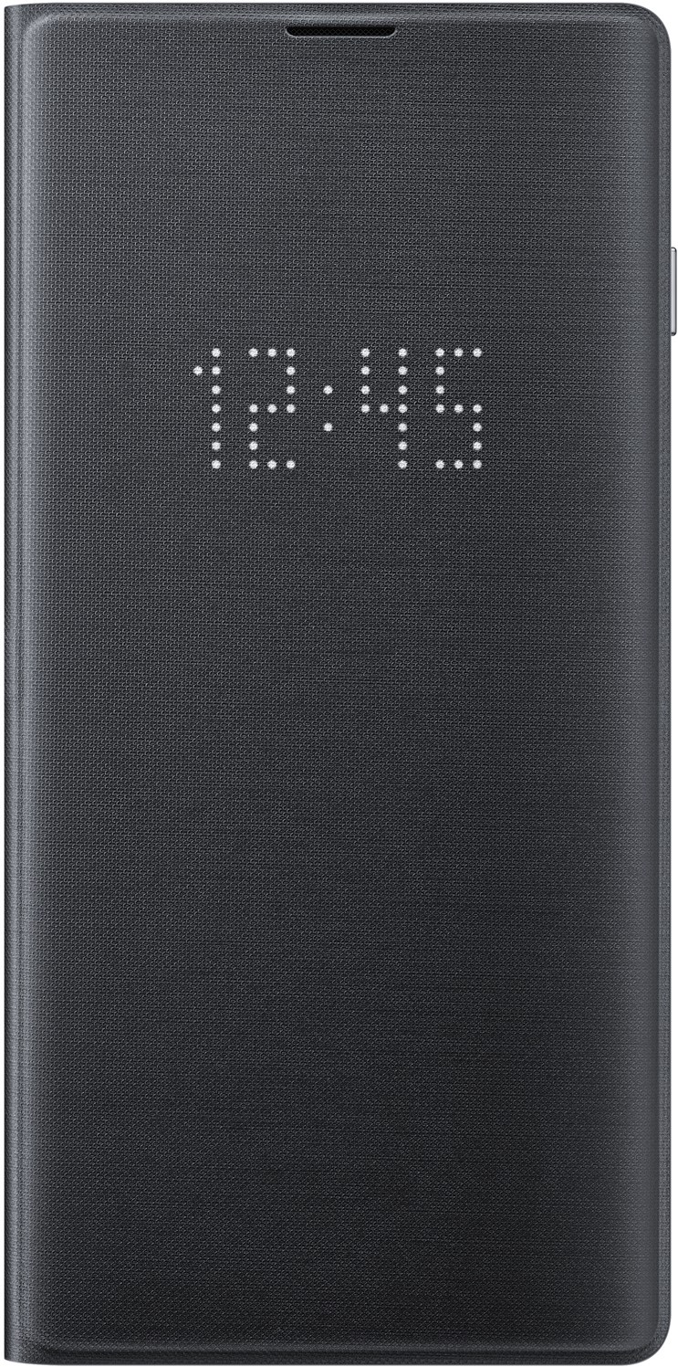 Samsung Led View Cover Galaxy S10 Black EF-NG973PBEGWW
