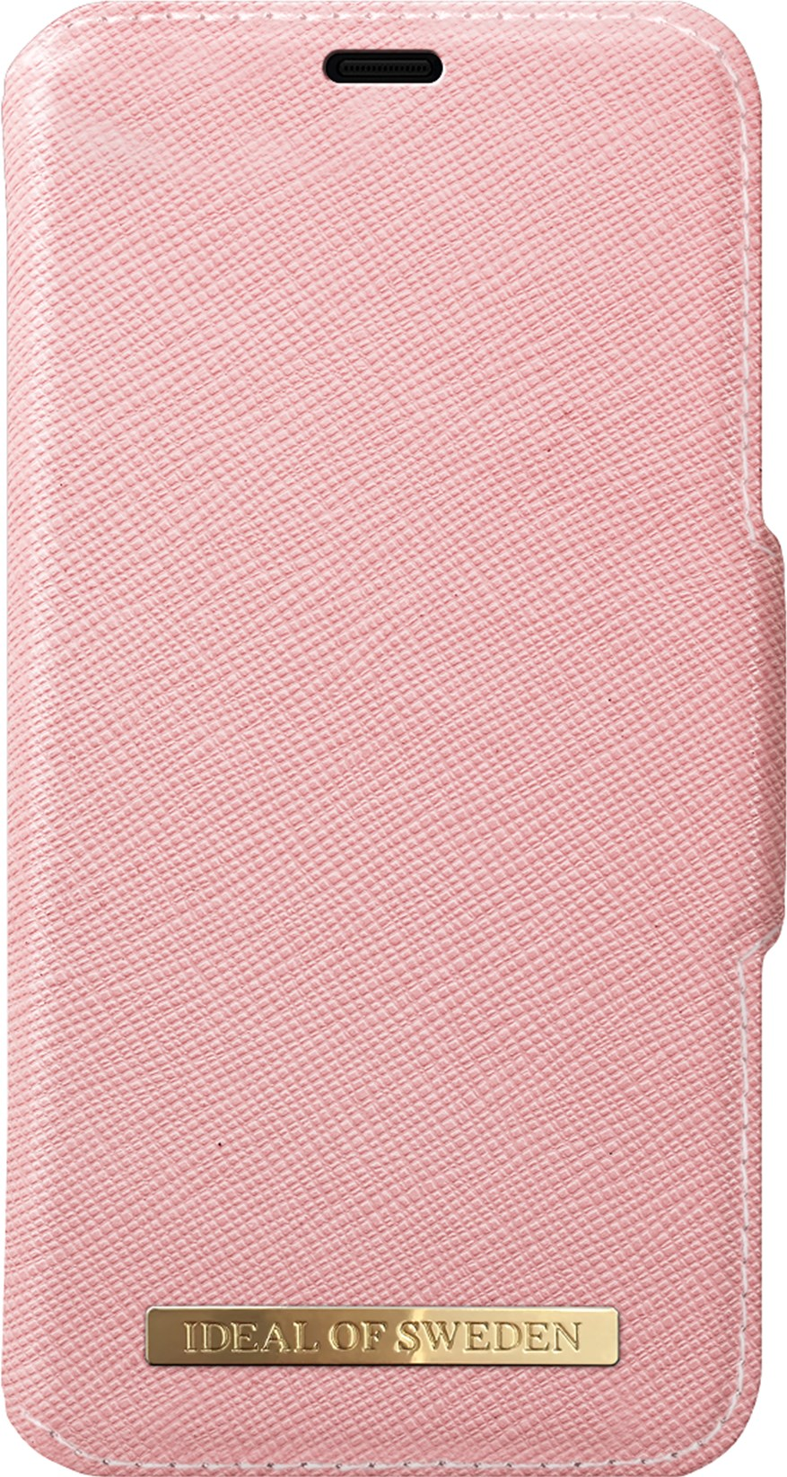 iDeal of Sweden Ideal Fashion Wallet Samsung Galaxy S10 Plus Pink