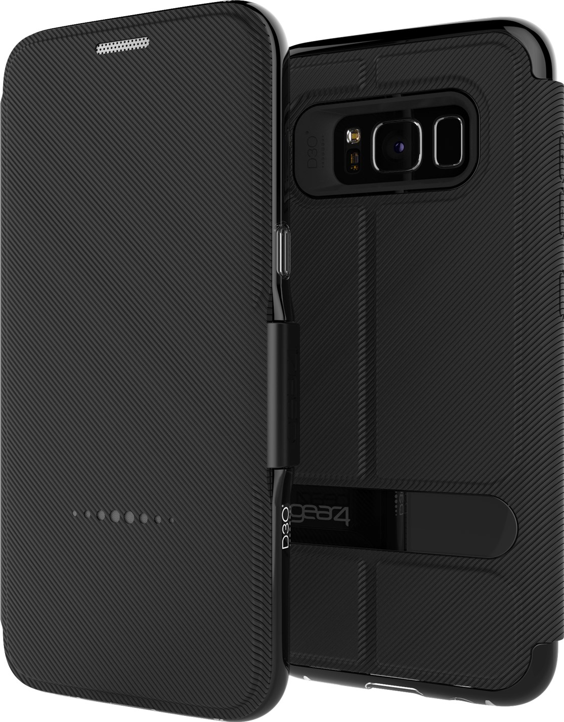 gear4 D3o Oxford Samsung Galaxy S8 Black