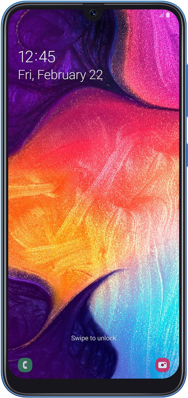 Samsung Galaxy A50 A505 Blue
