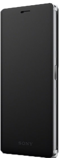 SONY Style Cover Stand Xperia 10 SCSI10 Black