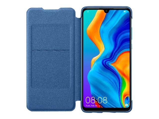 Huawei Pu Wallet P30 Lite Blue