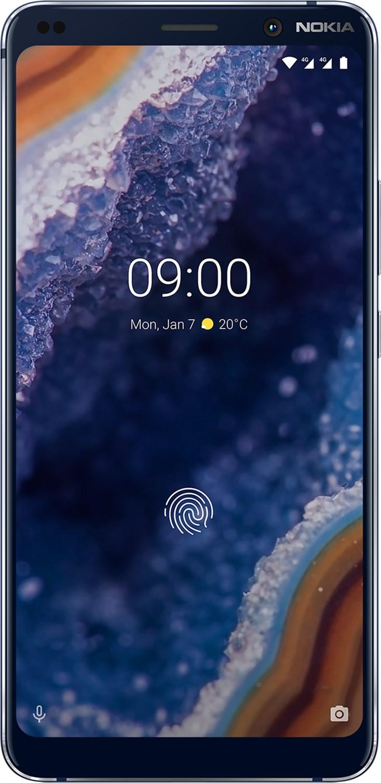 Nokia 9 Pureview DualSim Blue