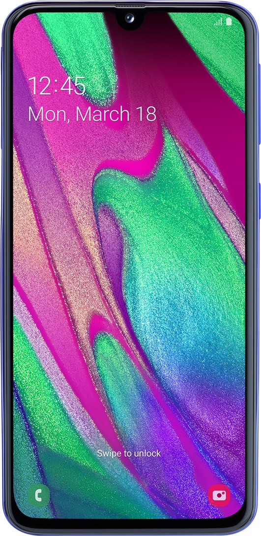 Samsung Galaxy A40 A405 Blue