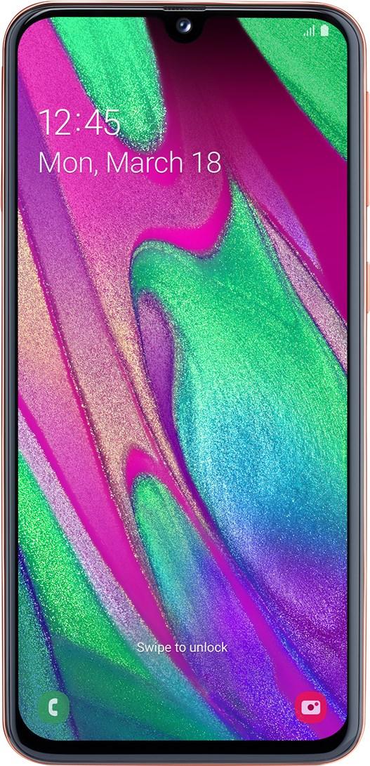 Samsung Galaxy A40 A405 Coral