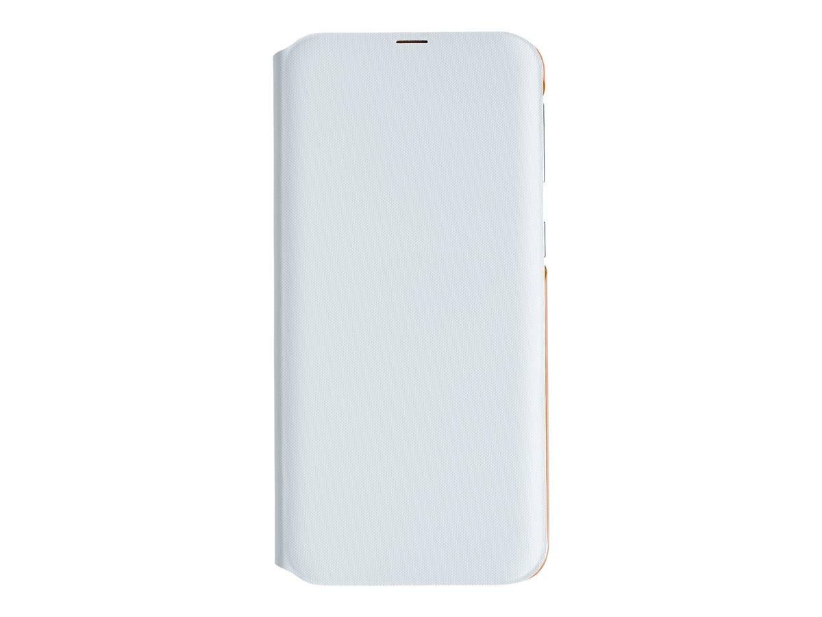 Samsung Wallet Cover Galaxy A40 White EF-WA405PWEGWW