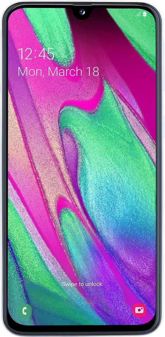 Samsung Galaxy A40 A405 White