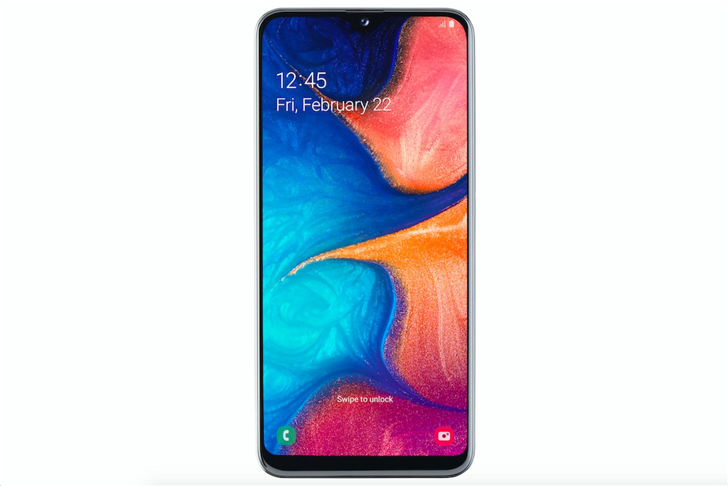 Samsung Galaxy A20e A202 White