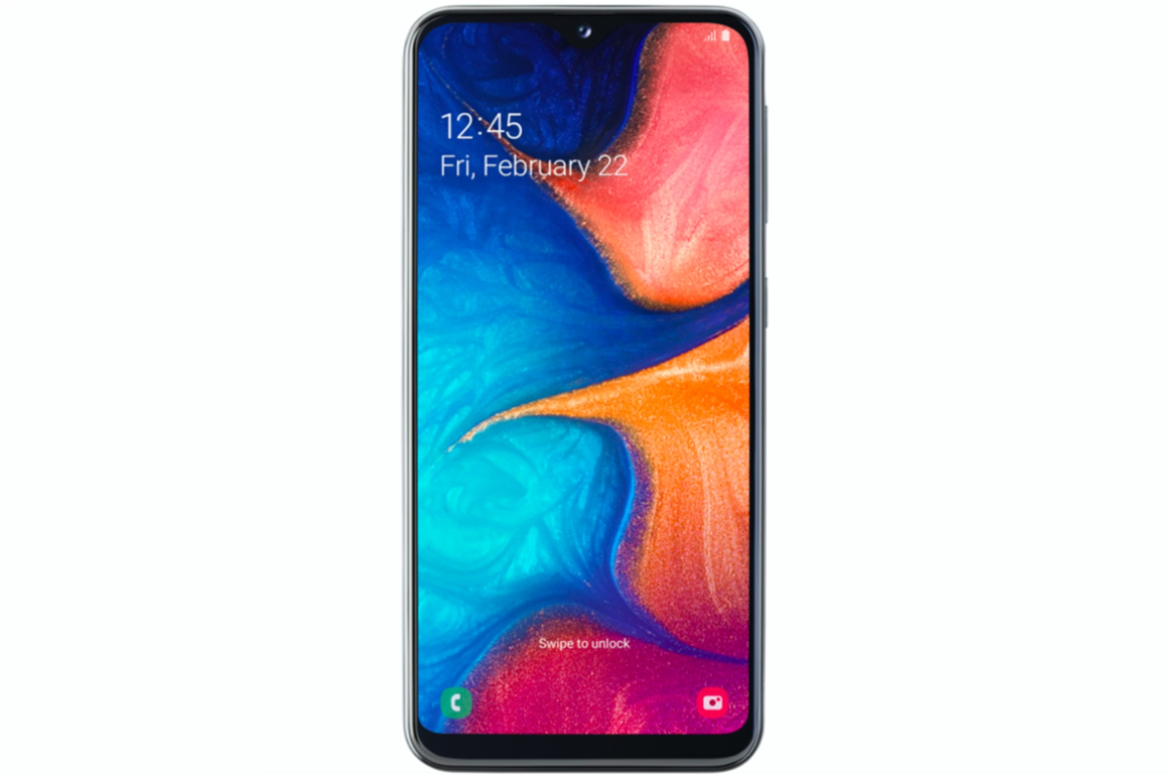 Samsung Galaxy A20e A202 Black