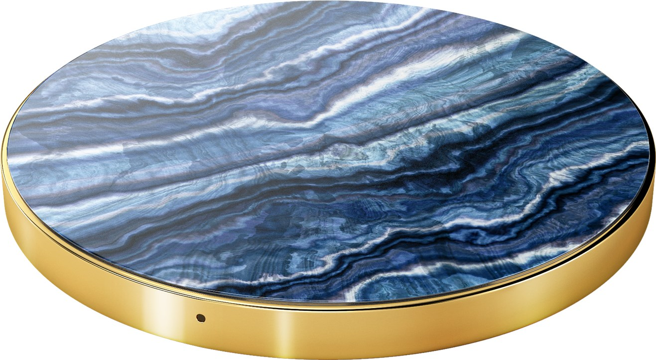 iDeal of Sweden Ideal Fashion Qi Charger Indigo Swirl