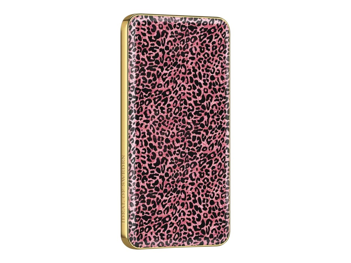 iDeal of Sweden Ideal Fashion Power Bank Lush Leopard