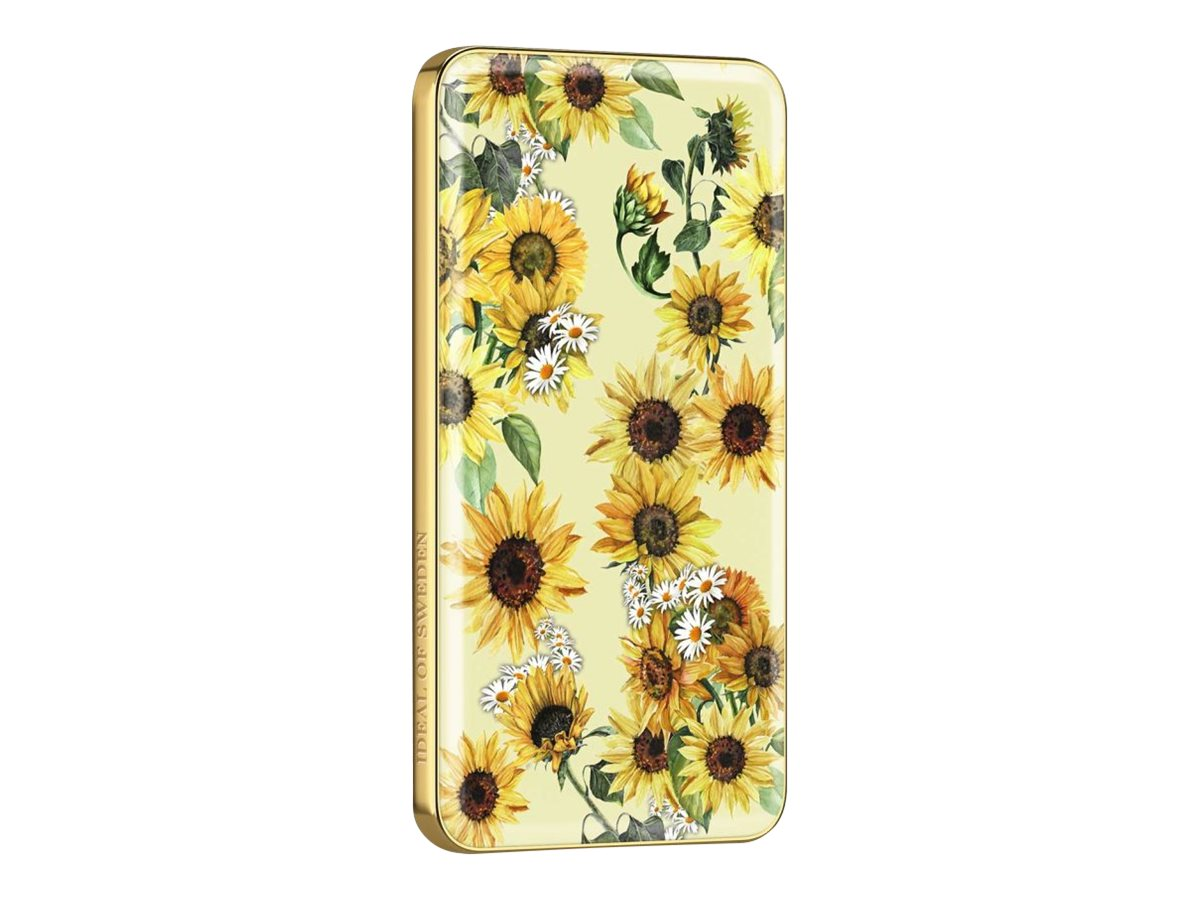 iDeal of Sweden Ideal Fashion Power Bank Sunflower Lemonade