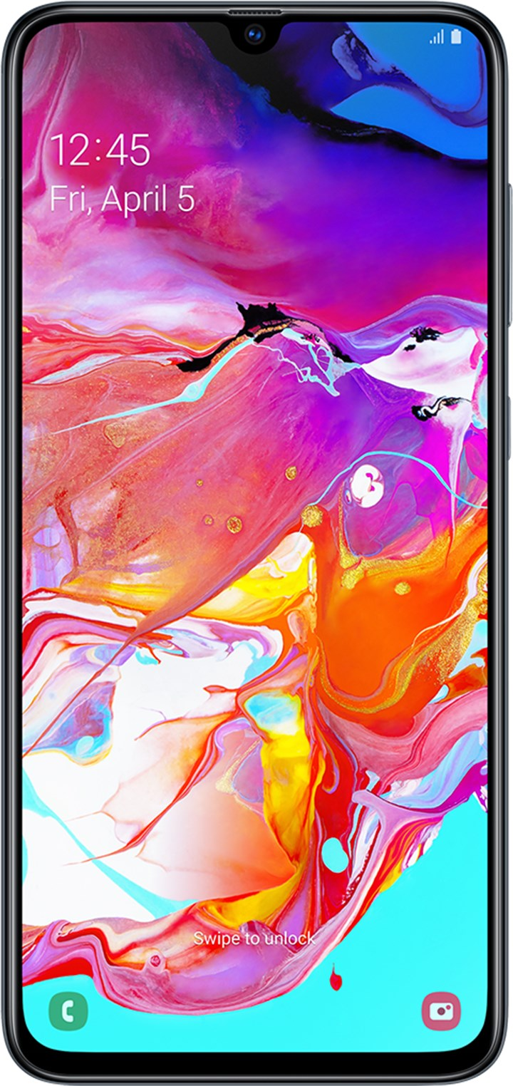 Samsung Galaxy A70 A705 Black