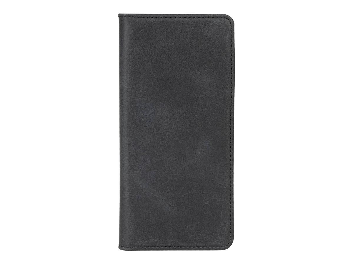 Krusell Sunne 2 Card Foliowallet Sony Xperia 10 Vintage Black