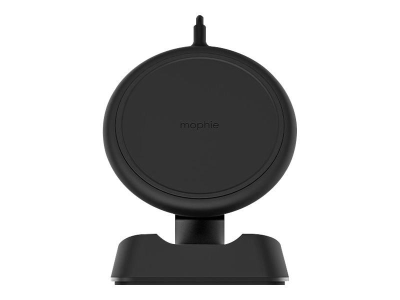 Mophie Universal Wireless Charge Stream Desk Stand Black