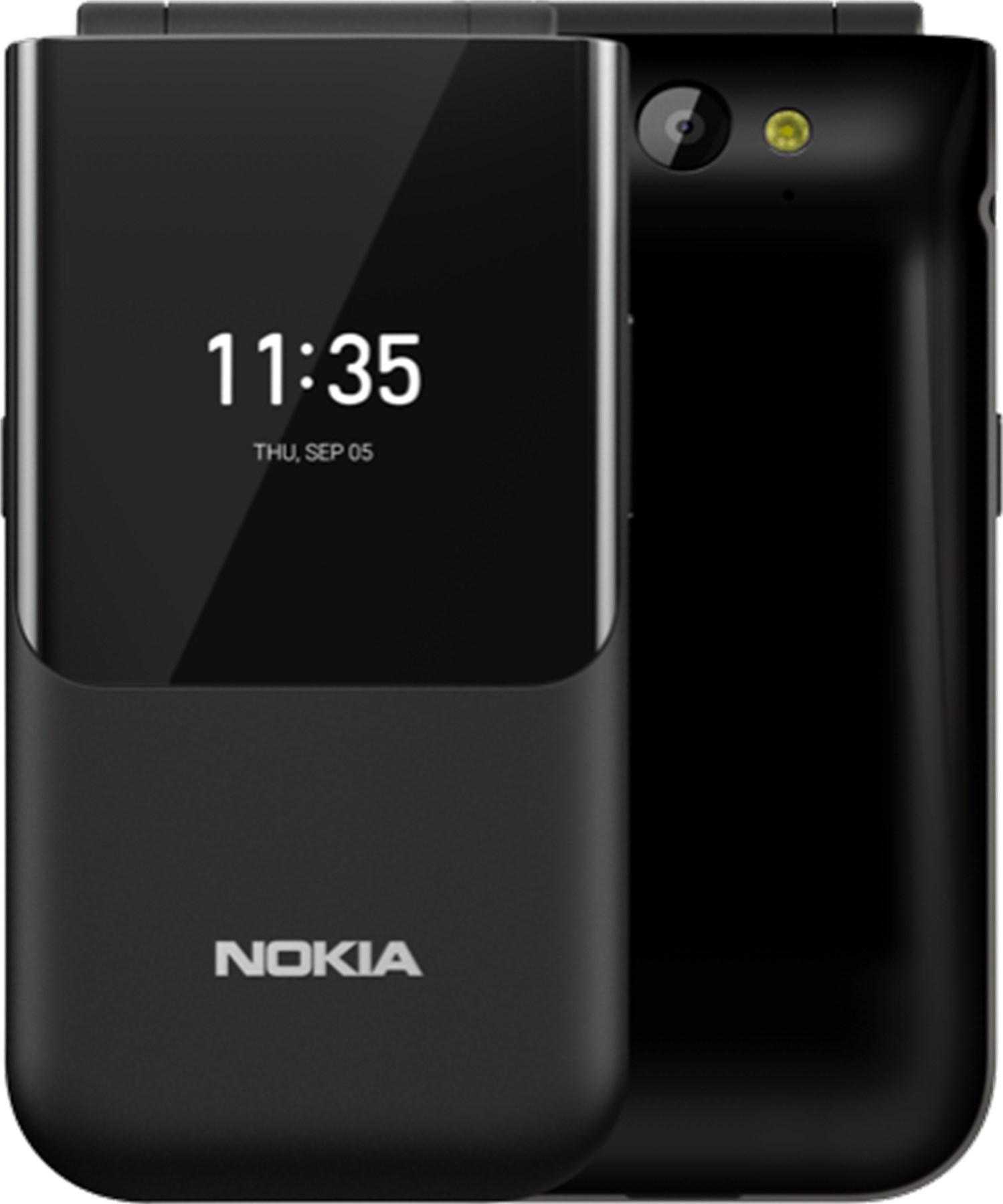 Nokia 2720 Dualsim Black