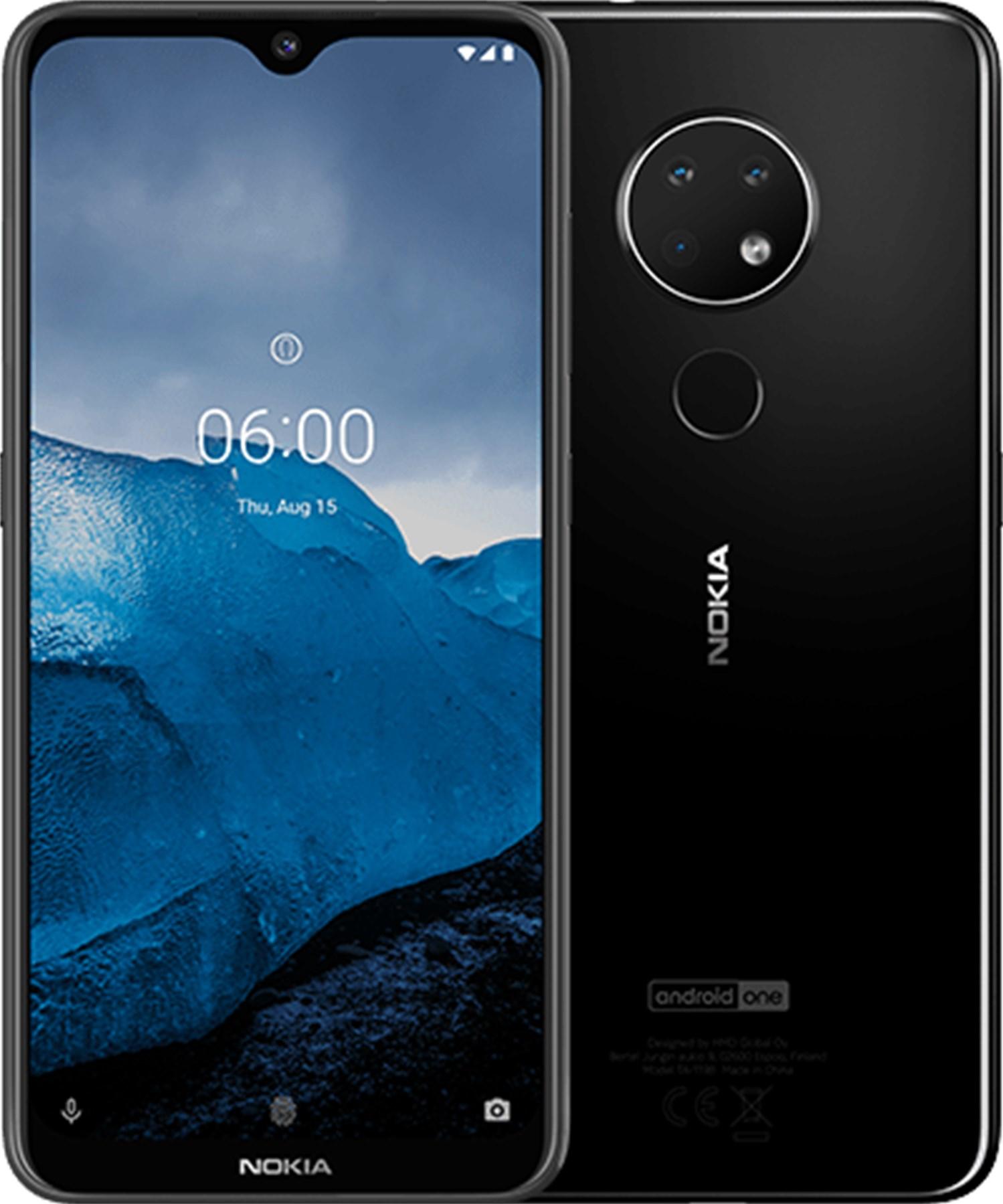 Nokia 6.2 Dualsim 4/64 Black