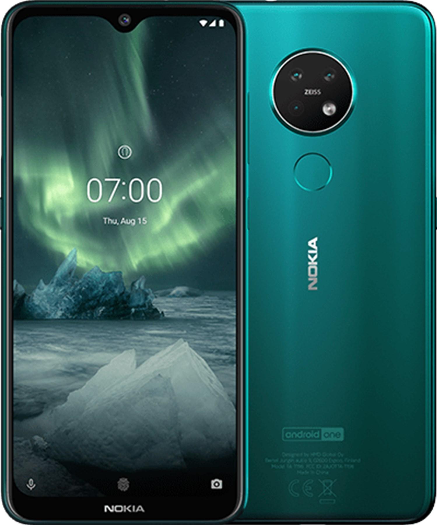 Nokia 7.2 Dualsim 6/128 Green