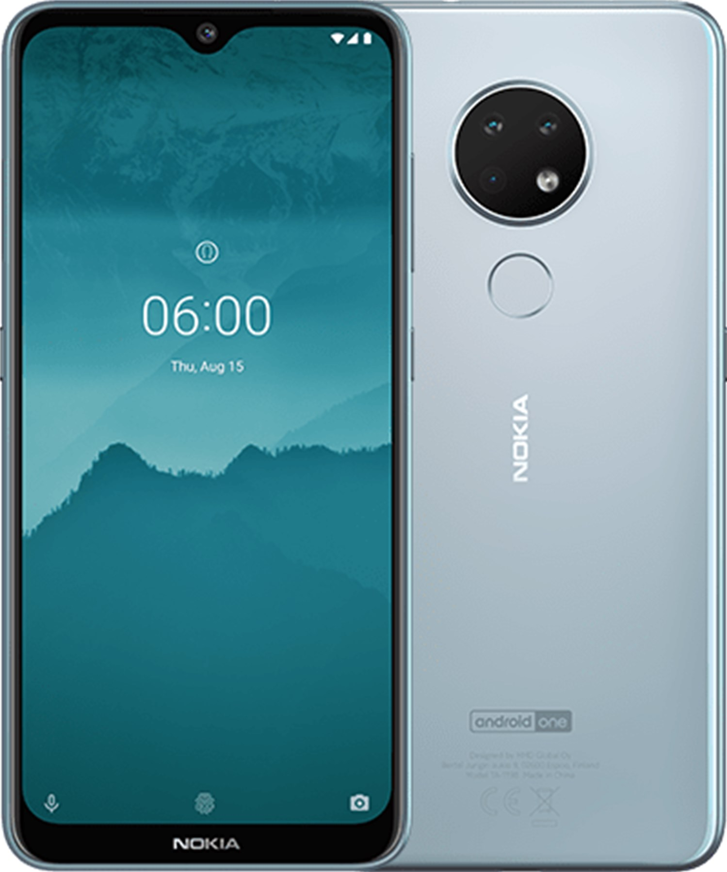 Nokia 6.2 Dualsim 4/64 Ice