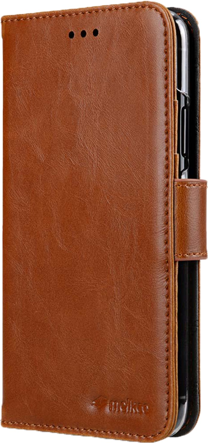 Melkco Walletcase Iphone 11 Pro Brown