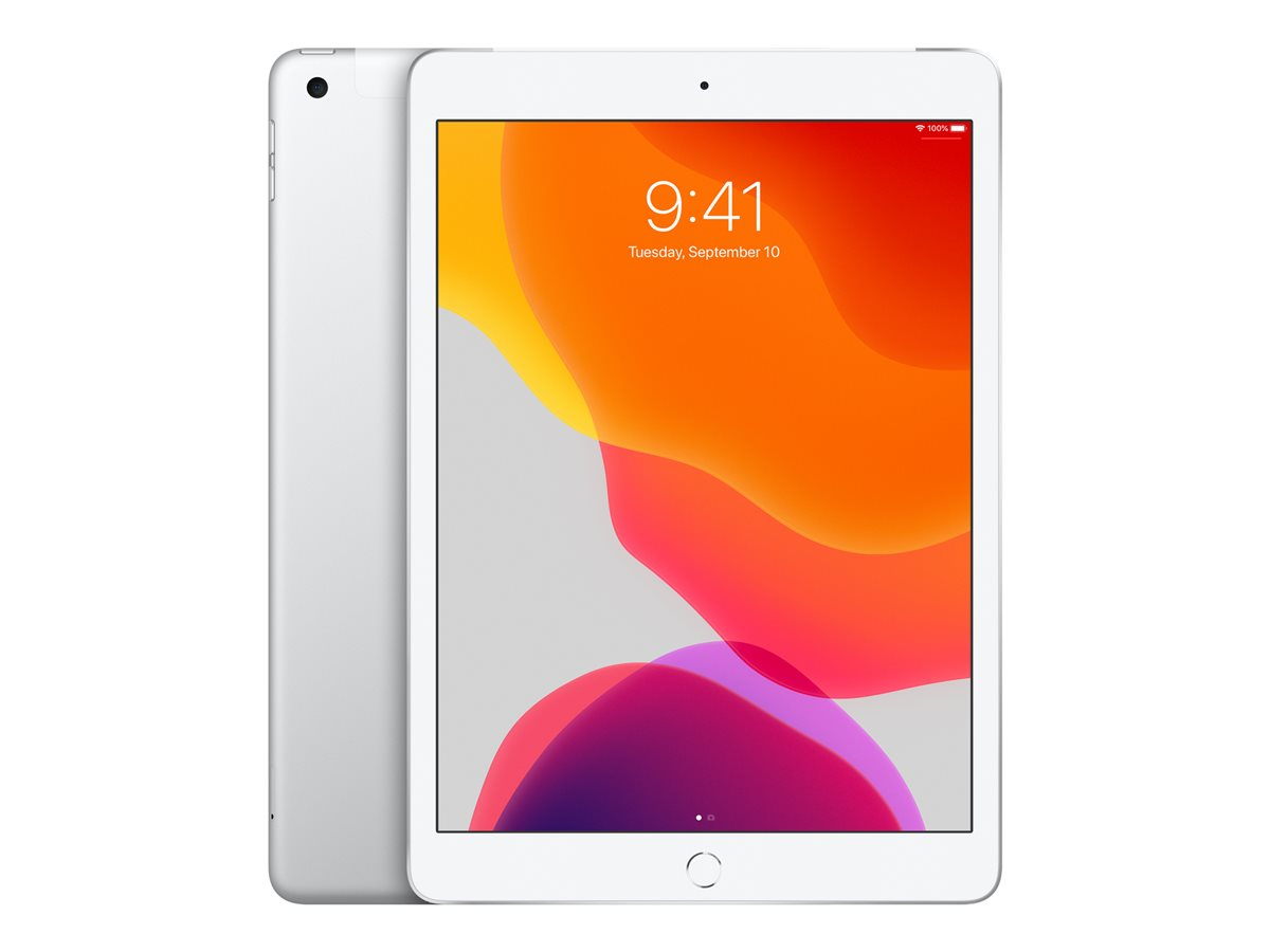 Apple 10.2-inch iPad Wi-Fi + Cellular 32GB - Silver