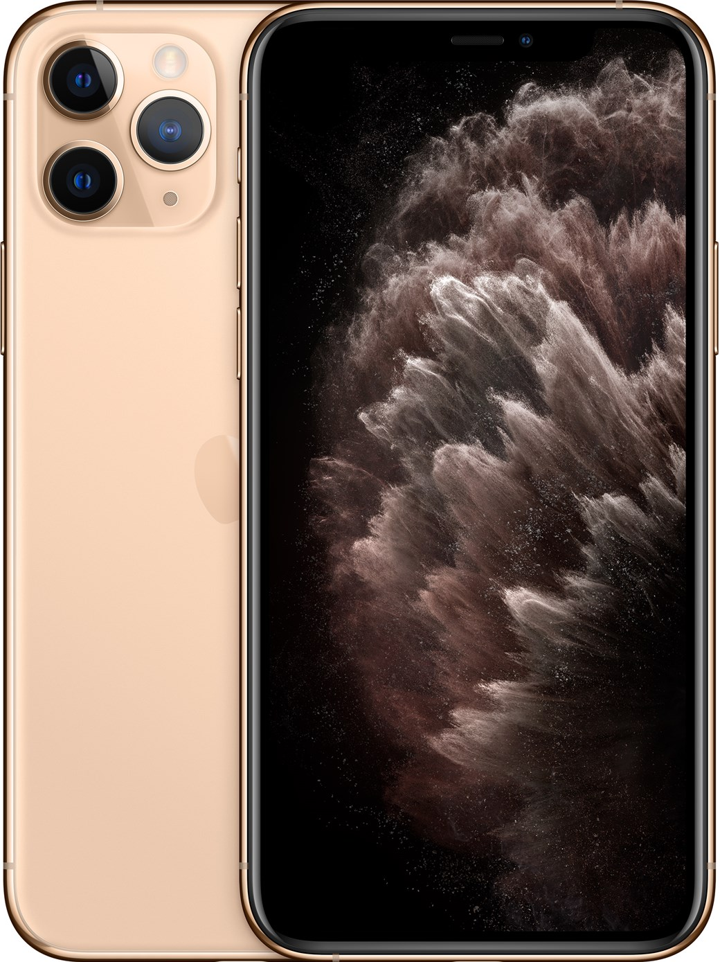 Apple Iphone 11 Pro 256Gb Gold Olåst