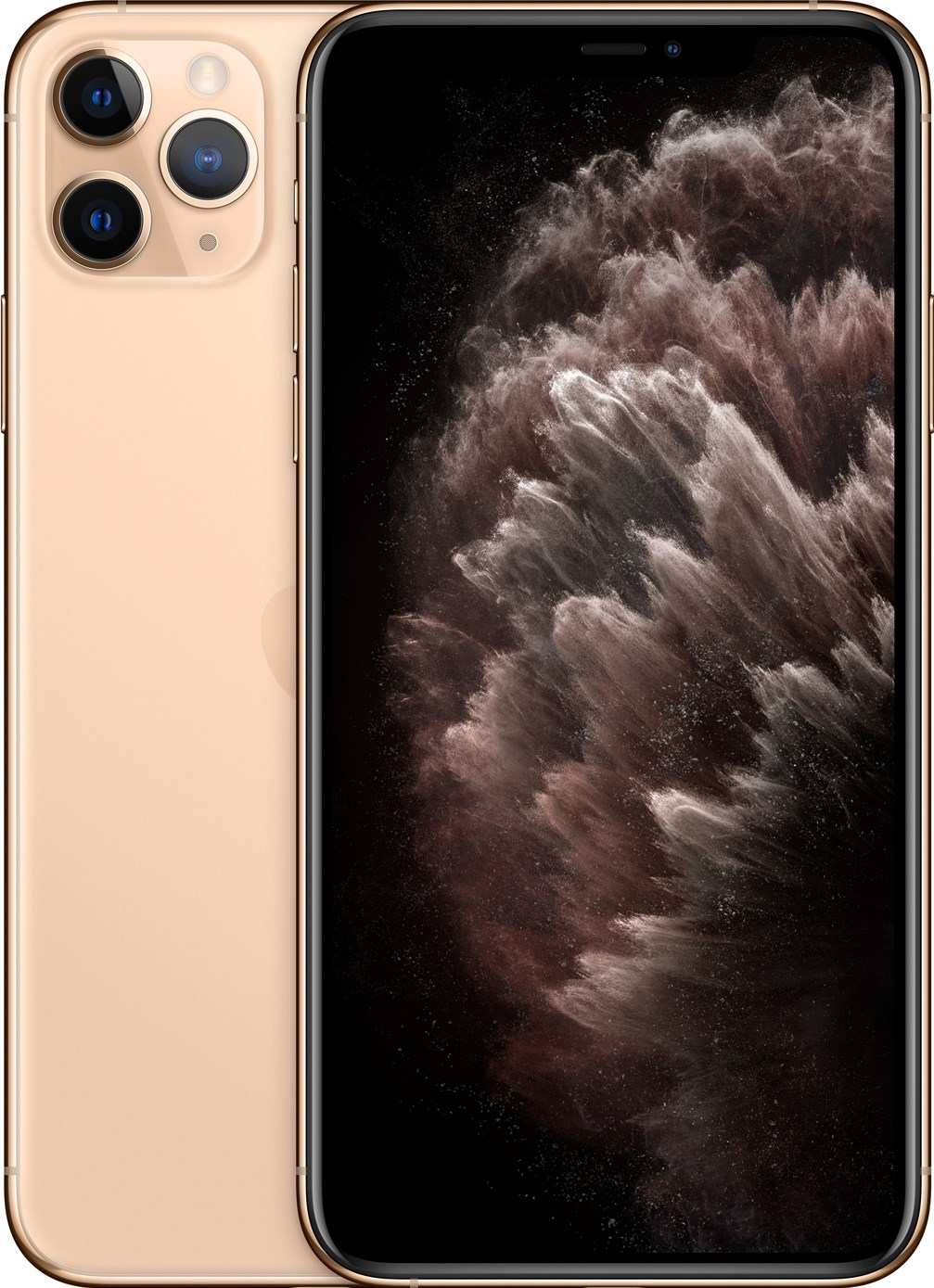 Apple Iphone 11 Pro Max 256Gb Gold Olåst