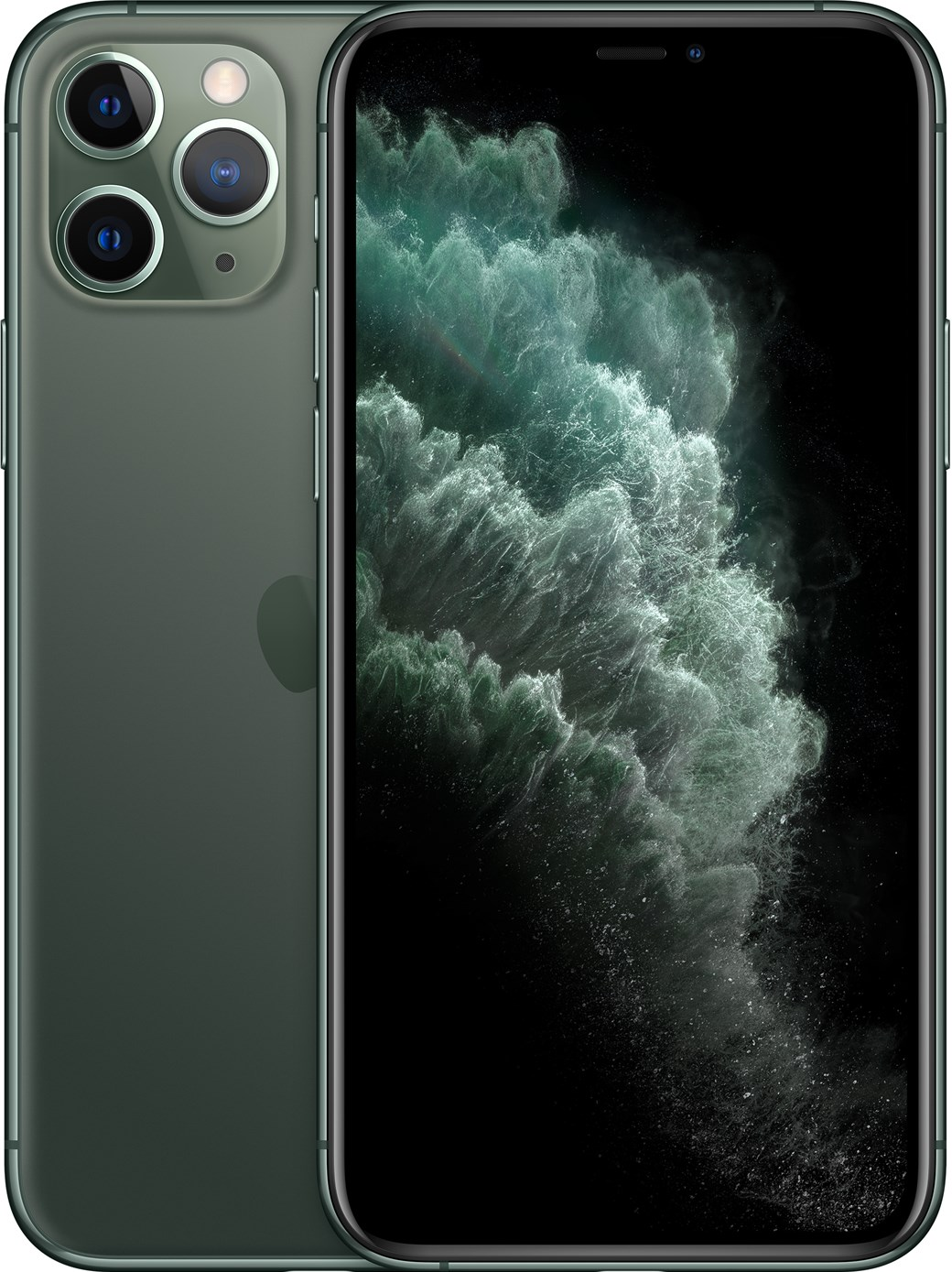 Apple Iphone 11 Pro 256Gb Midnight Green Olåst