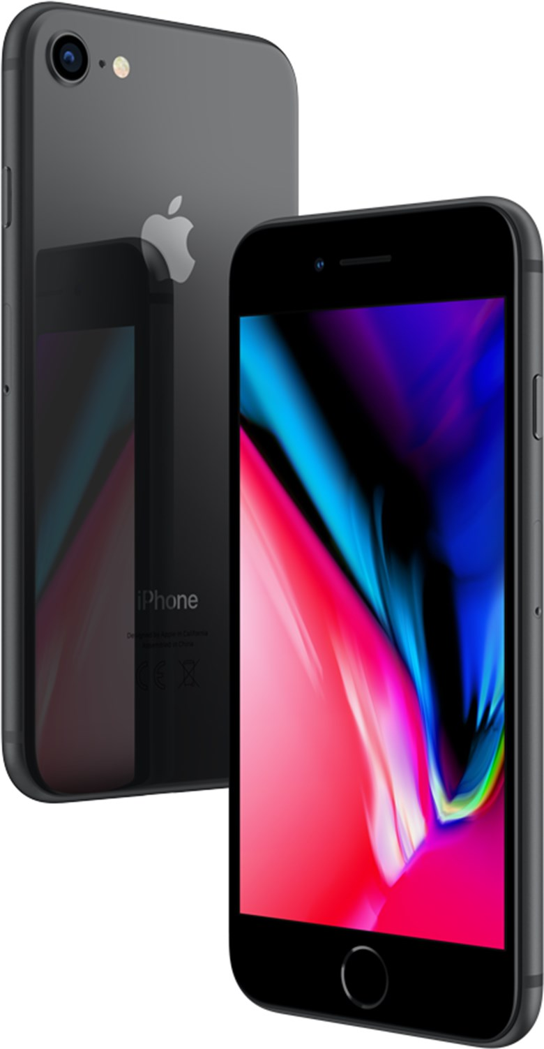 Apple Iphone 8 128Gb Space Grey Olåst