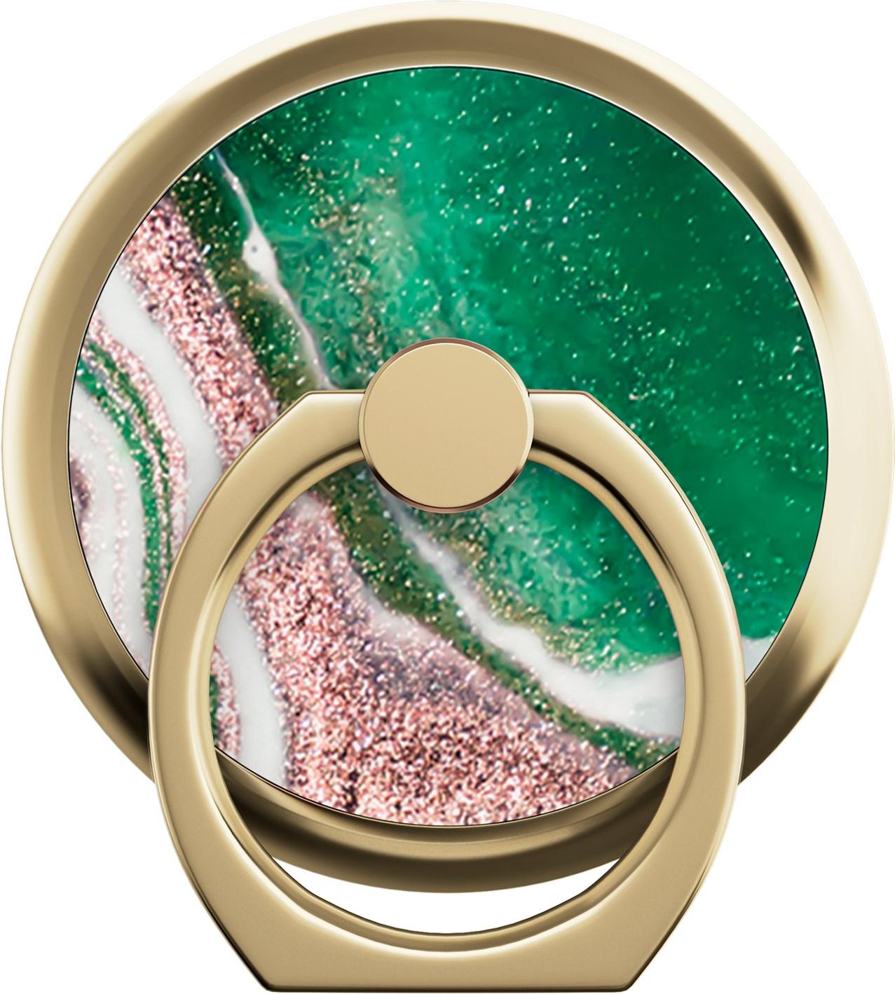 iDeal of Sweden Ideal Magnetic Ring Mount Golden Jade Marble
