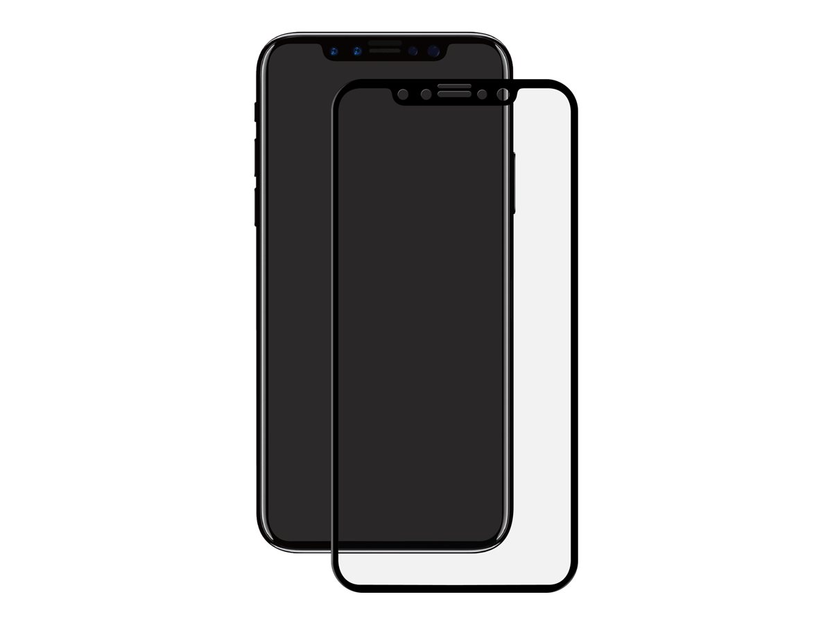 eSTUFF Titanshield iPhone 11 PRO/Xs/X, Black Full Cover