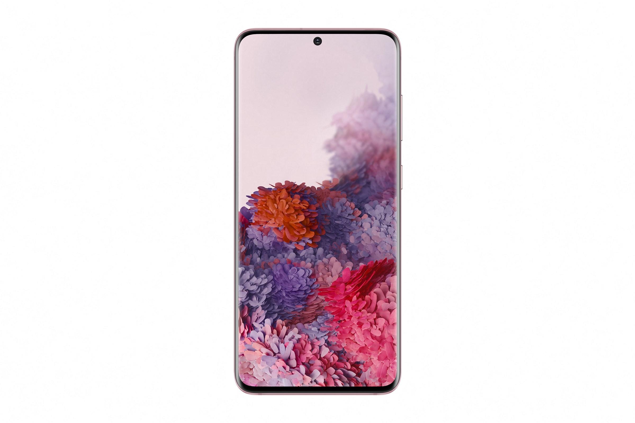 Samsung Galaxy S20 4G 128GB Pink