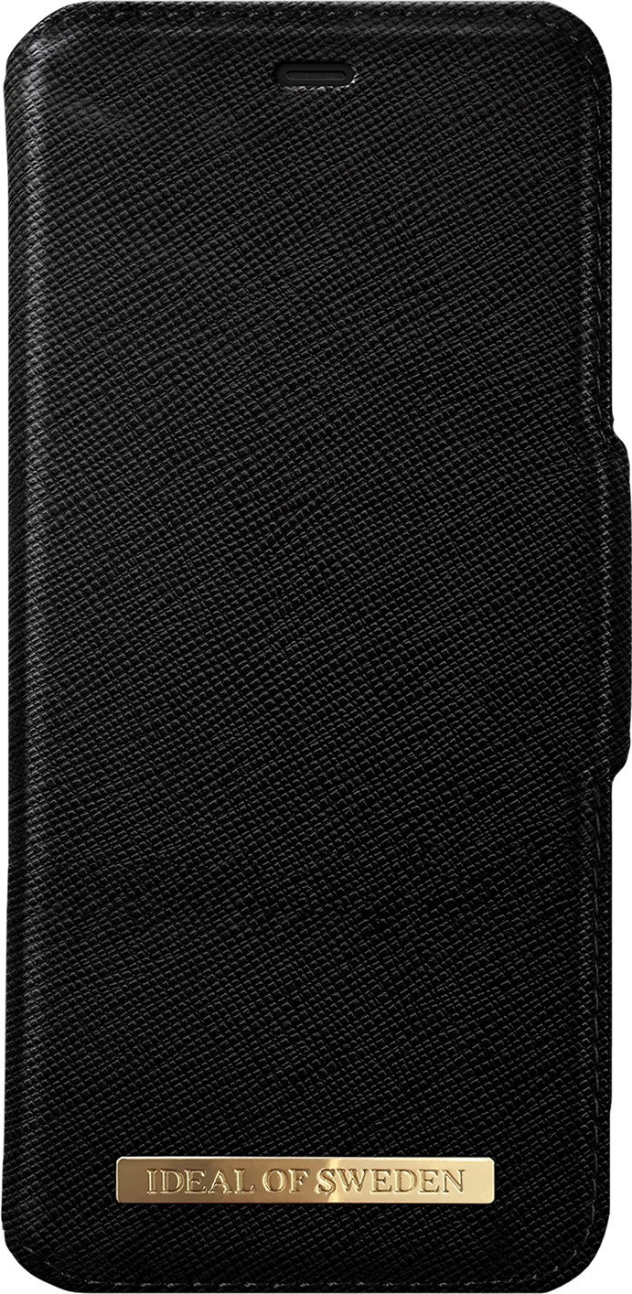 iDeal of Sweden Ideal Fashion Wallet Samsung Galaxy S20 Plus Black