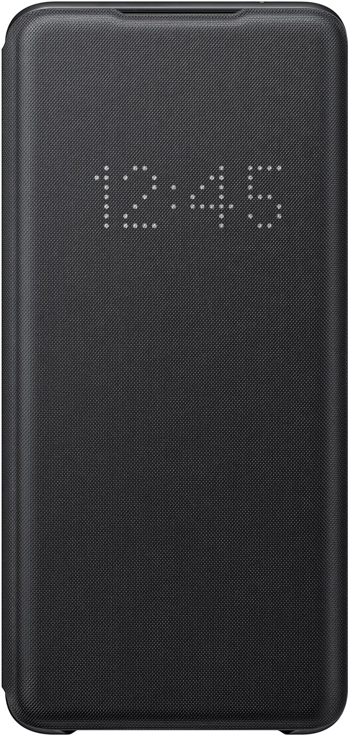 Samsung Led View Cover Galaxy S20 Plus Black