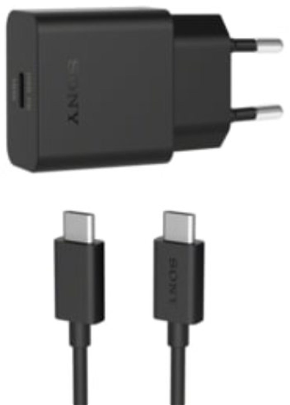 SONY Sony Quick Charger Usb-C UCH32c Black