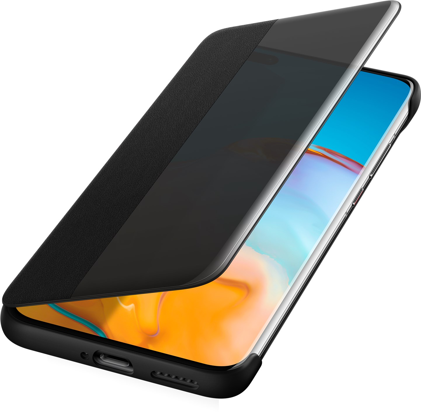 Huawei Smart View Cover P40 Pro Black