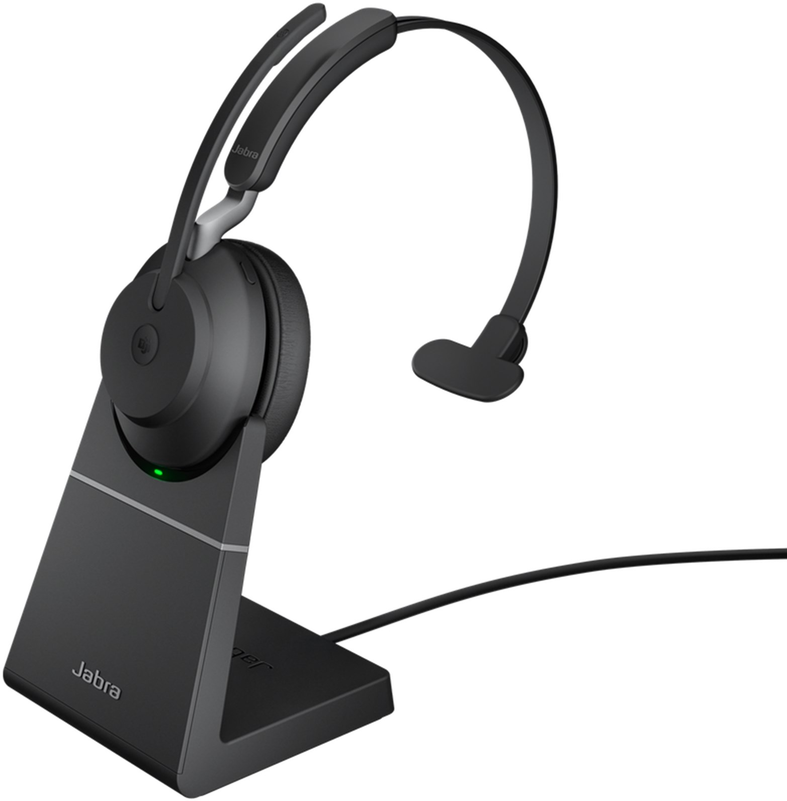 Jabra Office Jabra Evolve2 65 Link380a Ms Mono W Stand Black