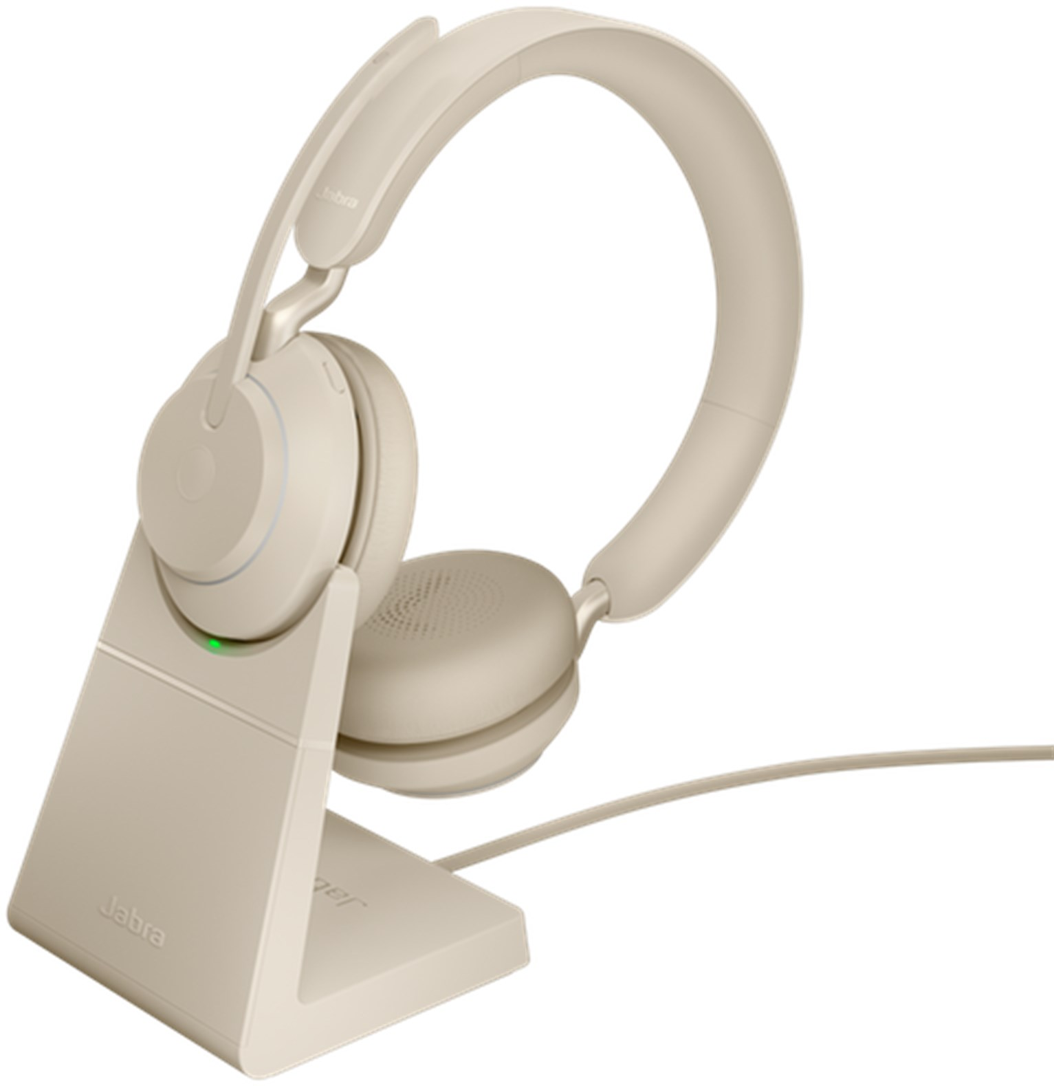 Jabra Office Jabra Evolve2 65 Link380a Uc Stereo Stand Beige