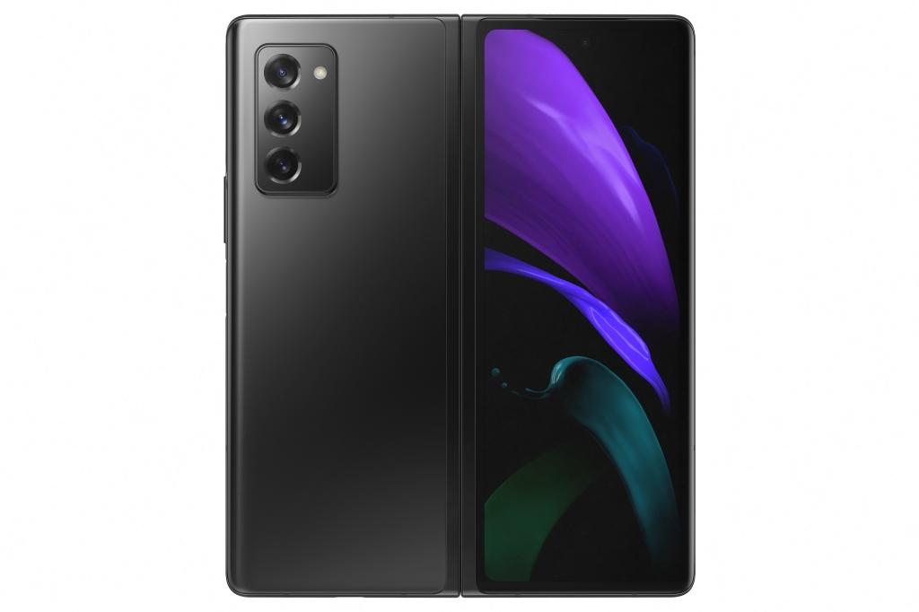 Samsung Galaxy Fold 2 5G G916 Mystic Black