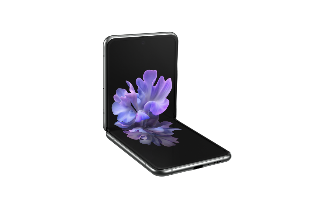 Samsung Galaxy Z Flip 5G Mystic Black