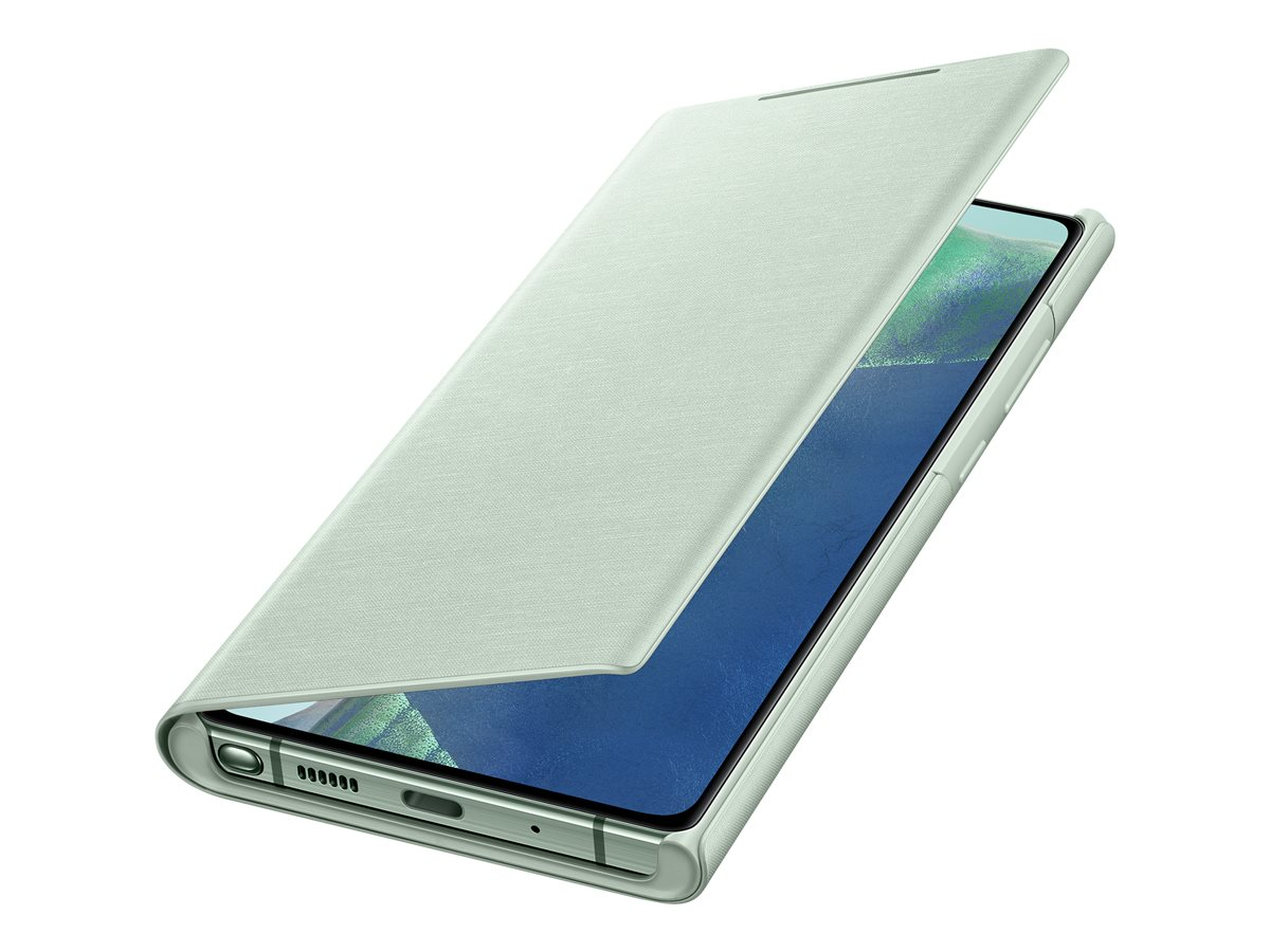 Samsung Led View Cover Galaxy Note 20 Mystic Green