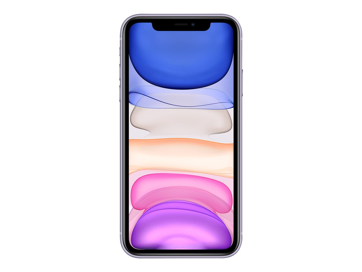 Apple iPhone 11 64GB Purple Generic Utan Laddare