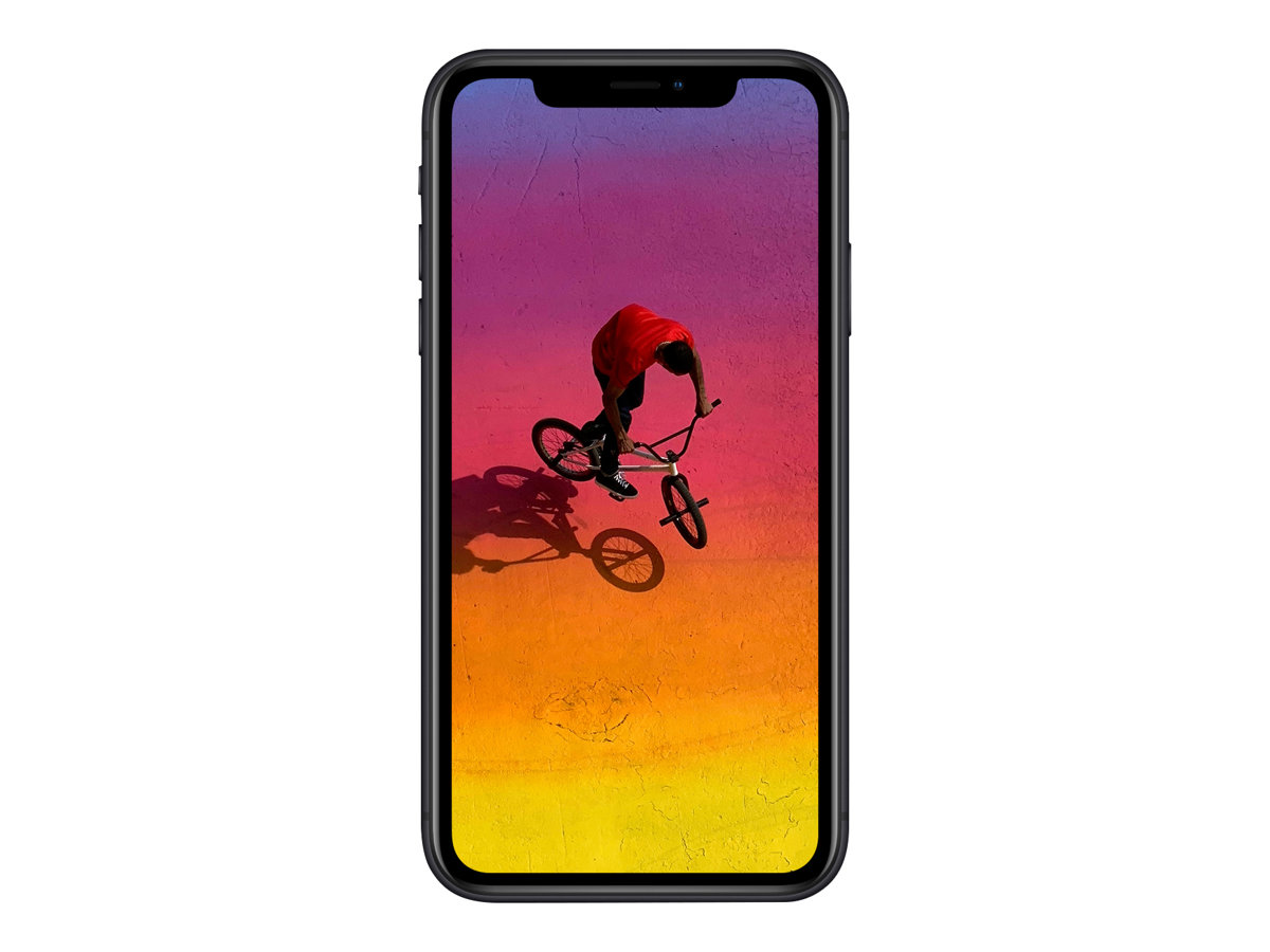 Apple iPhone XR 128GB Black Generic Utan Laddare