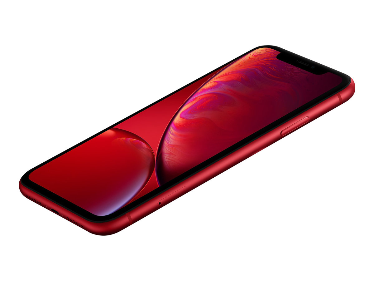 Apple iPhone XR 128GB Red Generic Utan Laddare