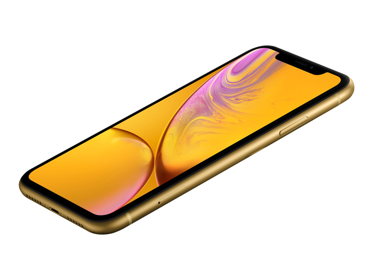 Apple iPhone XR 128GB Yellow Generic Utan Laddare