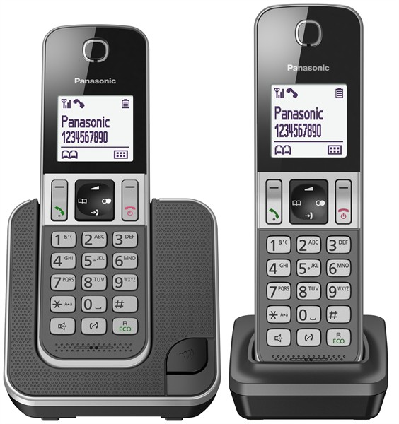 Panasonic KX-TGD312 Grey
