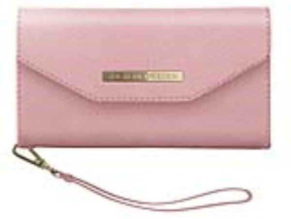 iDeal of Sweden Mayfair Clutch 6S/7/8 Plus Pink