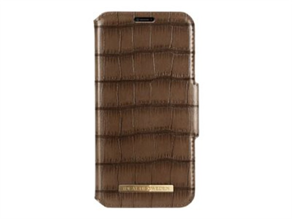iDeal of Sweden Ideal Capri Wallet Iphone XS Max Brown