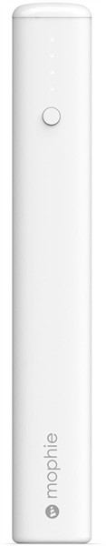 Mophie Power Boost XL V2 10400mAh White
