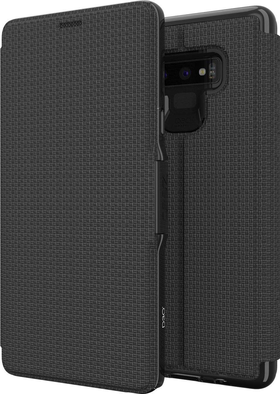 gear4 D3o Oxford Samsung Galaxy Note 9 Black